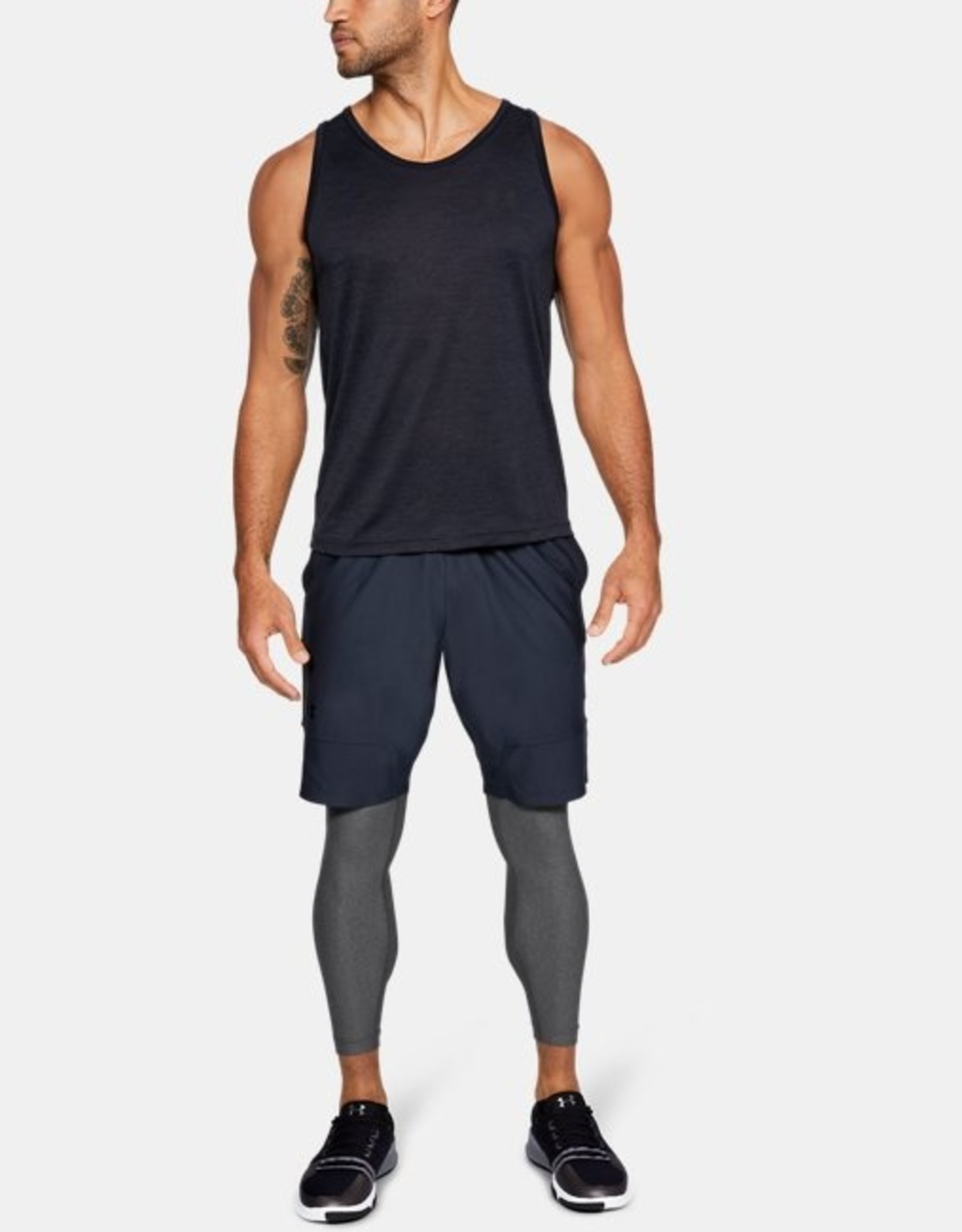 Under Armour HG ARMOUR 2.0 LEGGING - grey