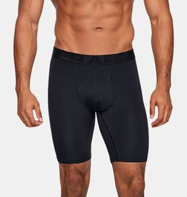 Under Armour UA Mesh 9inch Boxers 2 Pack - black