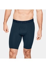 Under Armour UA Mesh 9inch Boxers 2 Pack - navy