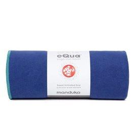 Manduka eQua Mat Towel - Standard - Newmoon