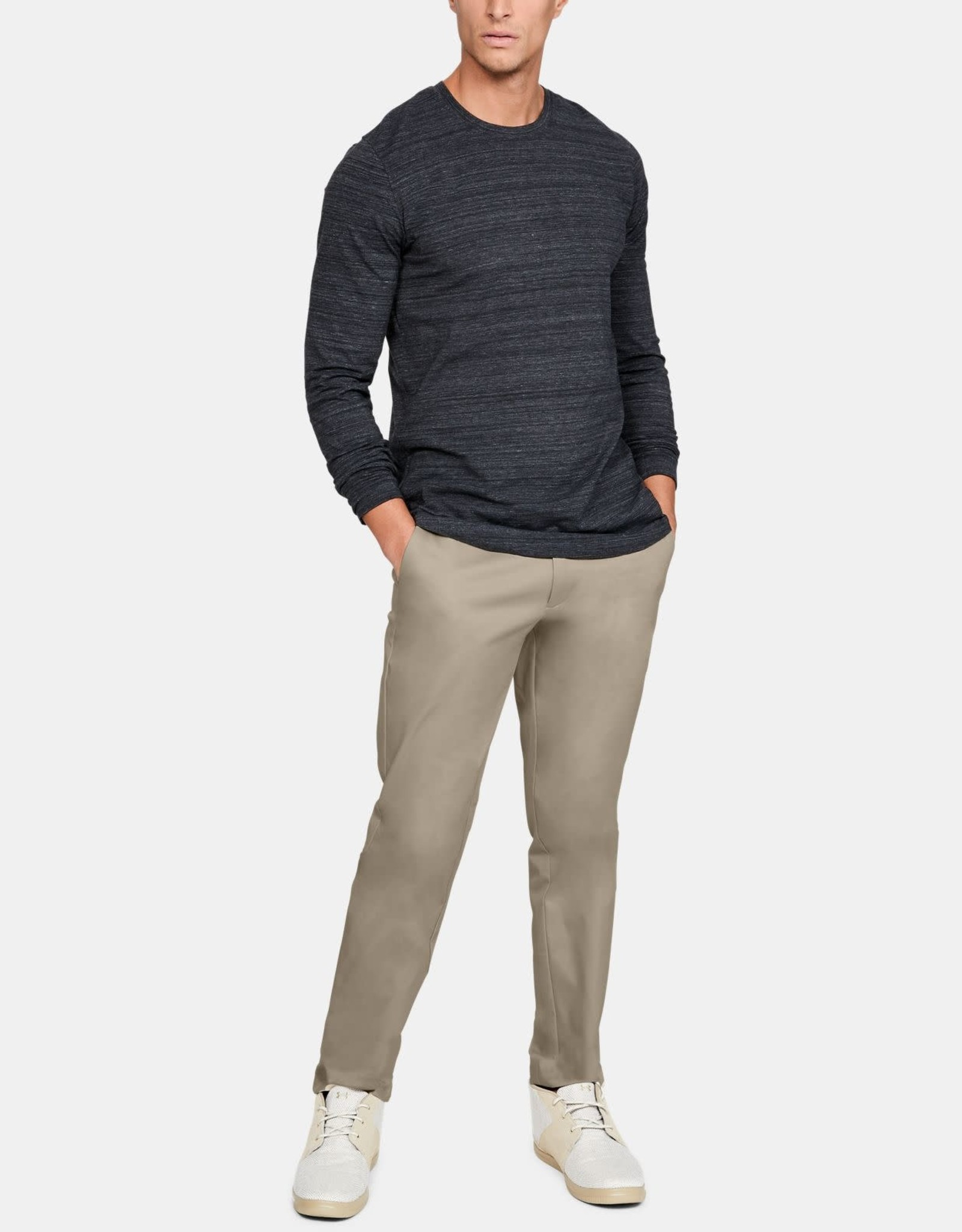 Under Armour Golf Showdown chino taper pant - brown