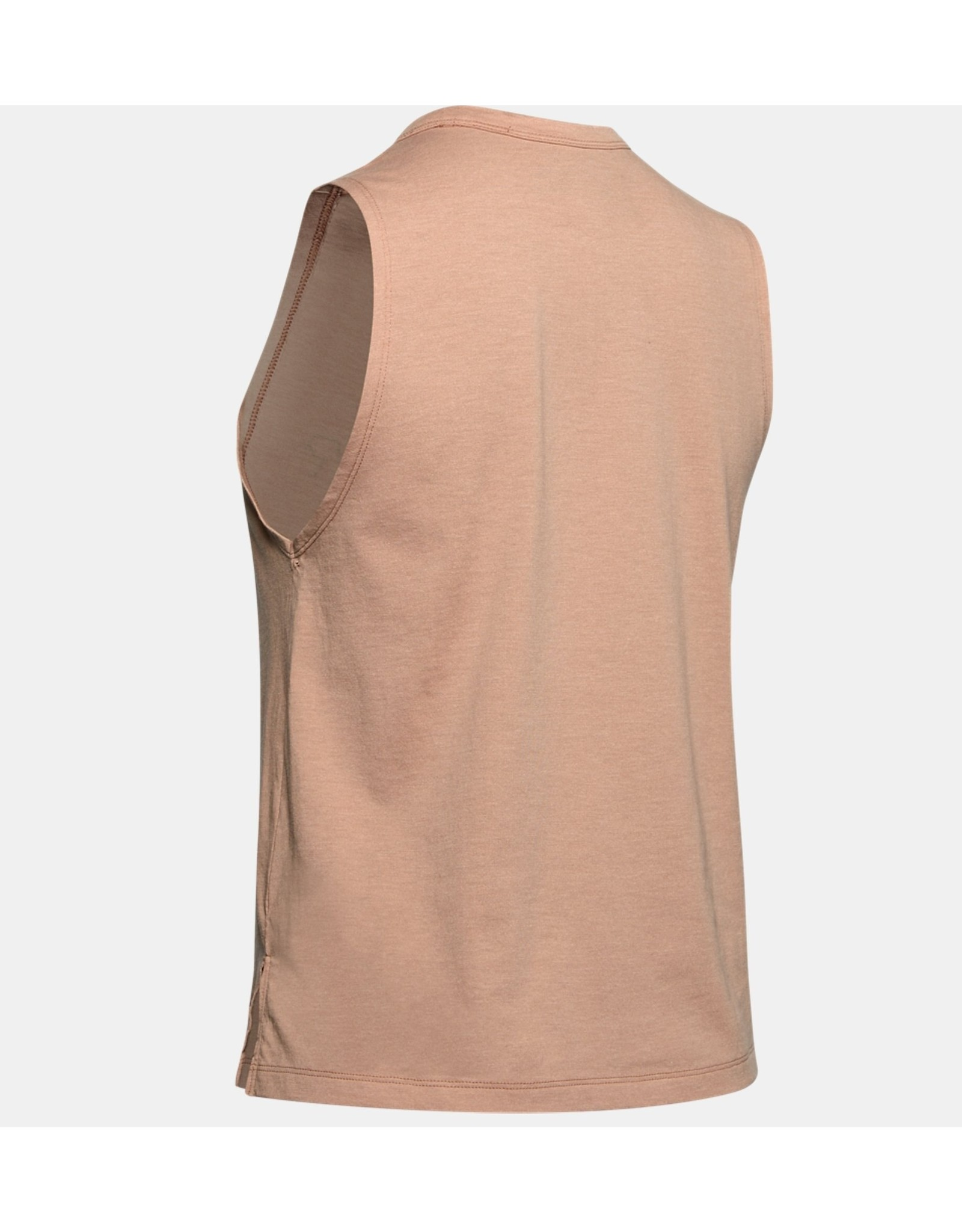 Under Armour Graphic Empower Muscle Sleeveless - beige