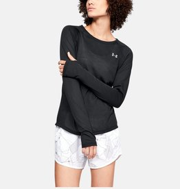 Under Armour Streaker Longsleeve tee - black