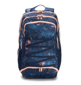 Under Armour UA Imprint Backpack-NVY-OSFA