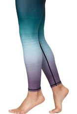 Manduka Gradient Printed Purple Multi Legging