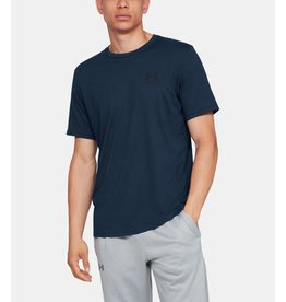 Under Armour SPORTSTYLE LEFT CHEST SS - Blue