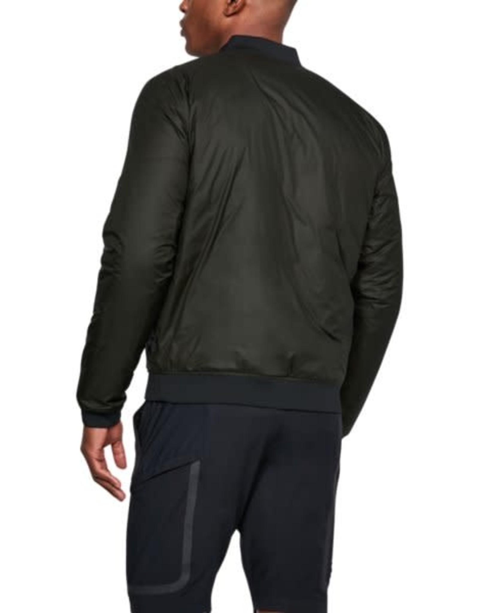 Under Armour UA Sportstyle ColdGear® Reactor Bomber-Green