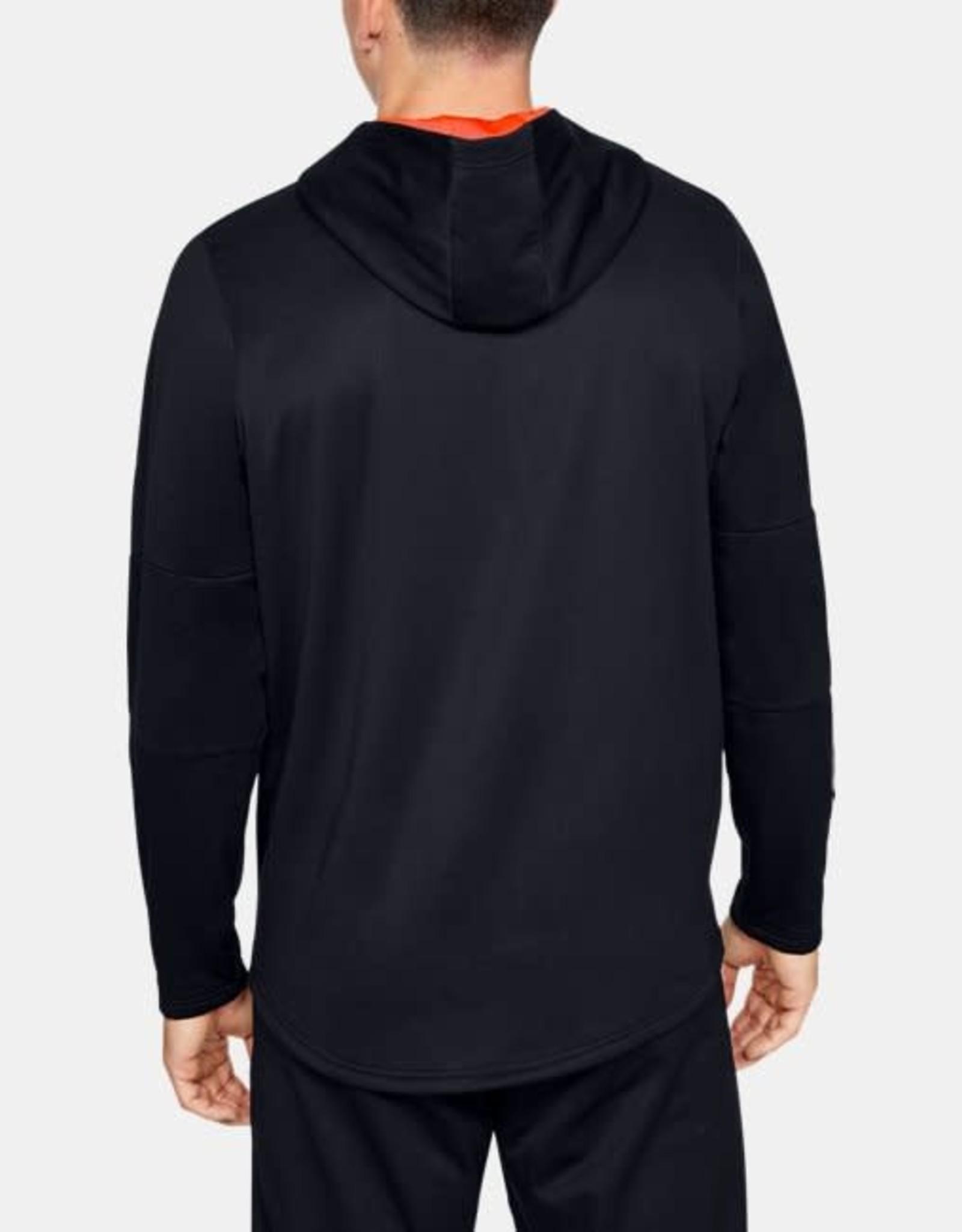 Under Armour ColdGear Fleece Full Zip - black