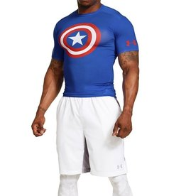 Under Armour Compression SS Alter Ego Captain America
