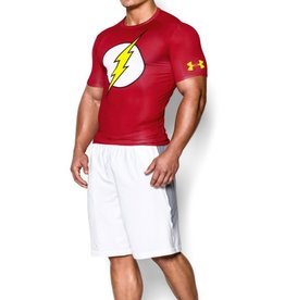 Under Armour Compression SS Alter Ego Flash