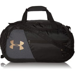 Under Armour Undeniable Duffel 4.0 SM-BLK-OSFA 41L