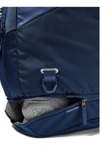 Under Armour UA Hustle 4.0 Backpack-NVY-OSFA