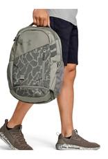 Under Armour UA Hustle 4.0 Backpack-GRN-OSFA