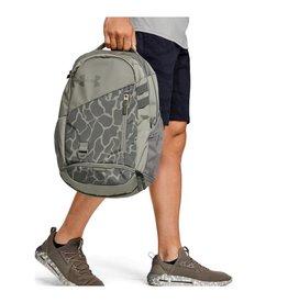 Under Armour UA Hustle 4.0 Backpack-GRN-OSFA 26L