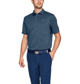 Under Armour Tech Polo - petrol blue