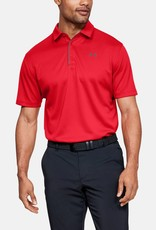 Under Armour Tech Polo - red