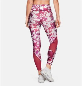 Under Armour HG Armour Ankle Crop Print - pink
