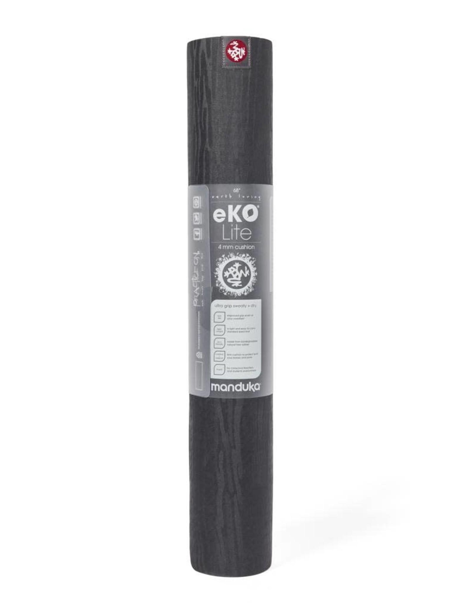 Manduka EKOLITE 4MM-71-Charcoal