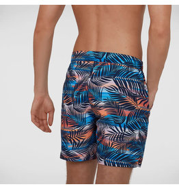 "Speedo M SHORT Vintage Paradise 16"" Watershort - Blue"