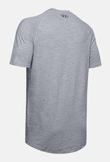 Under Armour UA Charged Cotton SS - grey