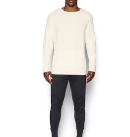 Under Armour Muhammad Ali L/S Terry Crew-IVORY - LG
