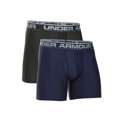 "Under Armour Series 6"" Boxerjock 2 pack - navy"