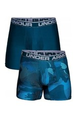 Under Armour O-series 6inch Boxerjock 2 Pack novelty -  blue