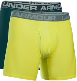 Under Armour O-series 6inch Boxerjock 2 Pack -  green