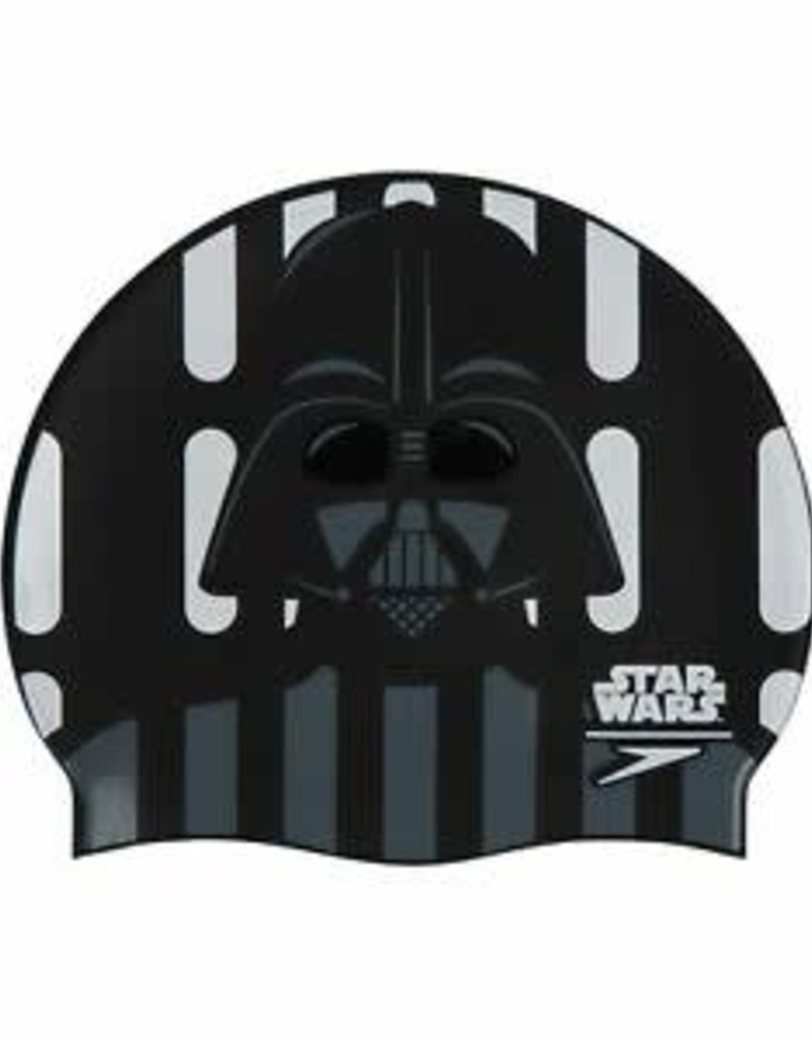 Speedo Swimcaps moulded silicone cap - Star Wars Darth vader