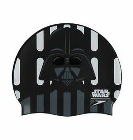 Speedo Swimcaps moulded silicone cap - Star Wars Darth vader
