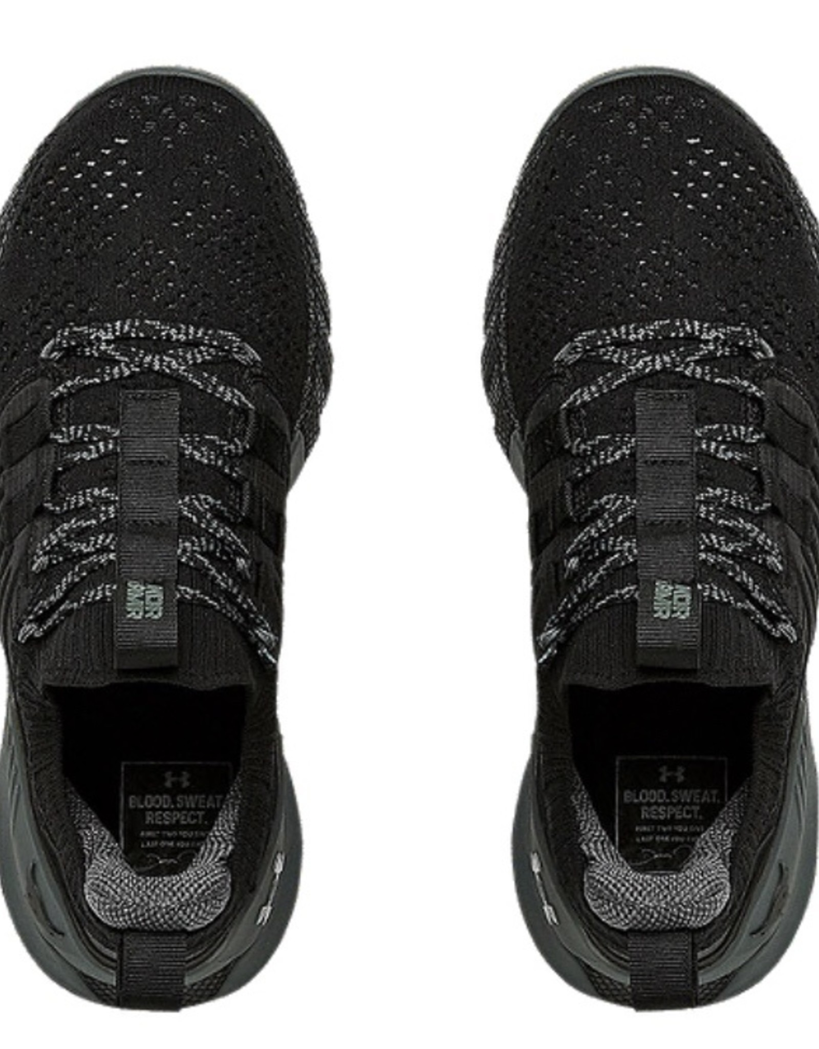 Under Armour UA Project Rock 3 - Black-Pitch Gray-Black