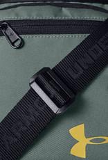 Under Armour UA Crossbody - Lichen Blue-Black-Metallic Gold Luster - OSFA