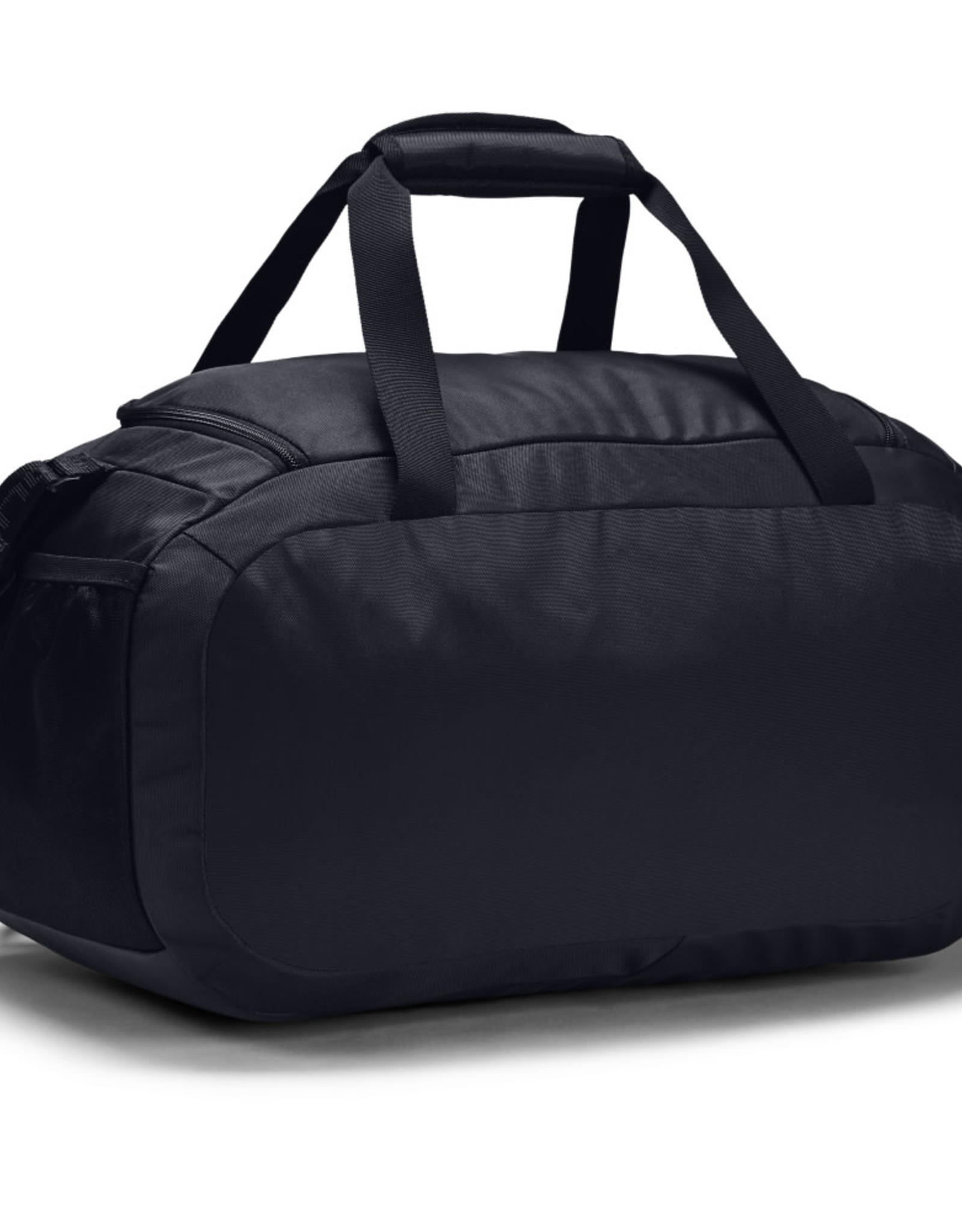 Under Armour UA Undeniable 4.0 Duffle SM - Black-BLACK MEDIUM HEATHER-Pitch Gray - OSFA