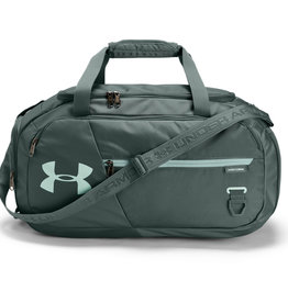 Under Armour UA Undeniable 4.0 Duffle SM - Lichen Blue-Enamel Blue-Enamel Blue - OSFA