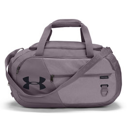 Under Armour UA Undeniable 4.0 Duffle SM - Slate Purple-Slate Purple Medium Heather-Black - OSFA