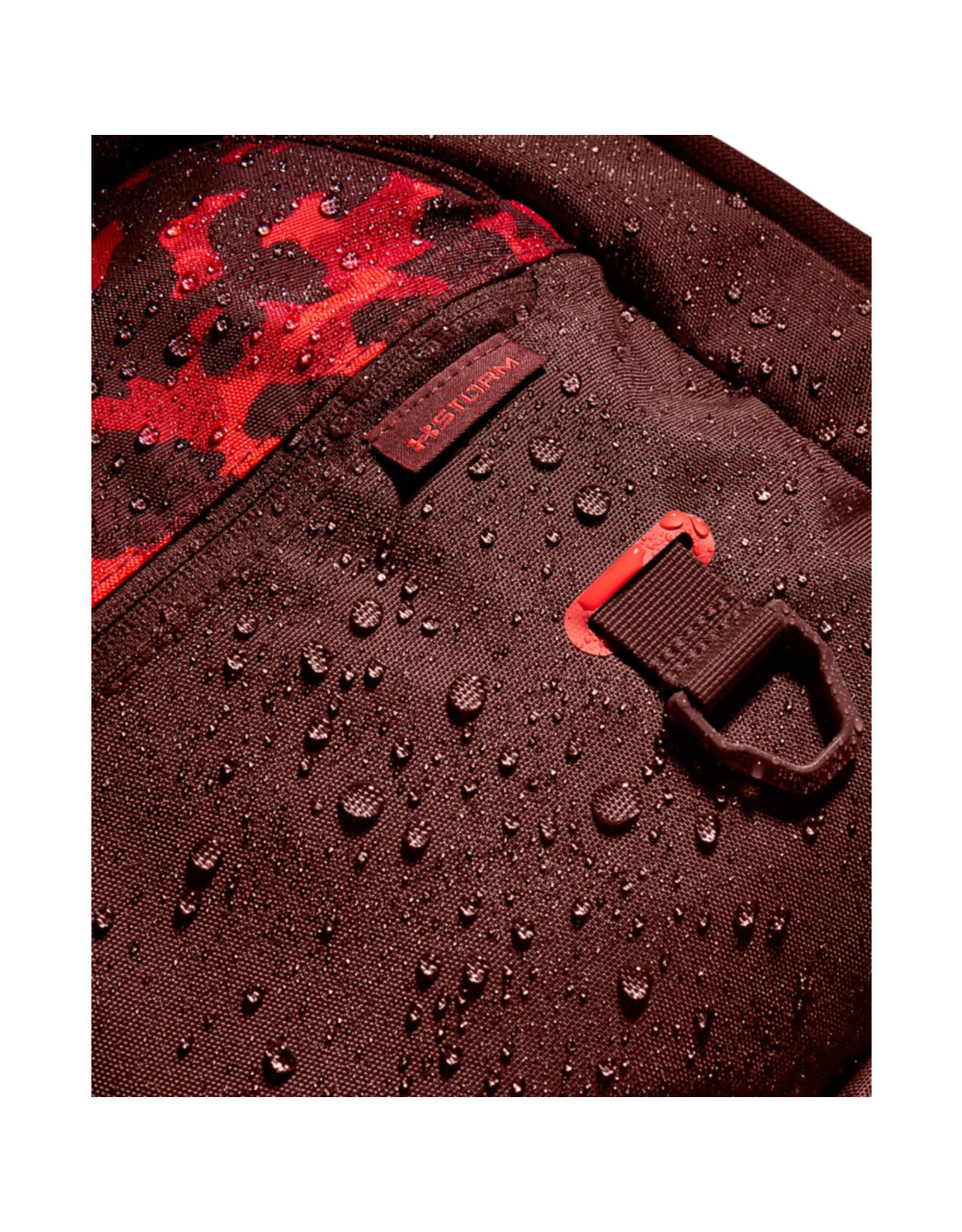 Under Armour UA Undeniable 4.0 Medium Duffle - Cinna Red-Cinna Red-Beta - OSFA