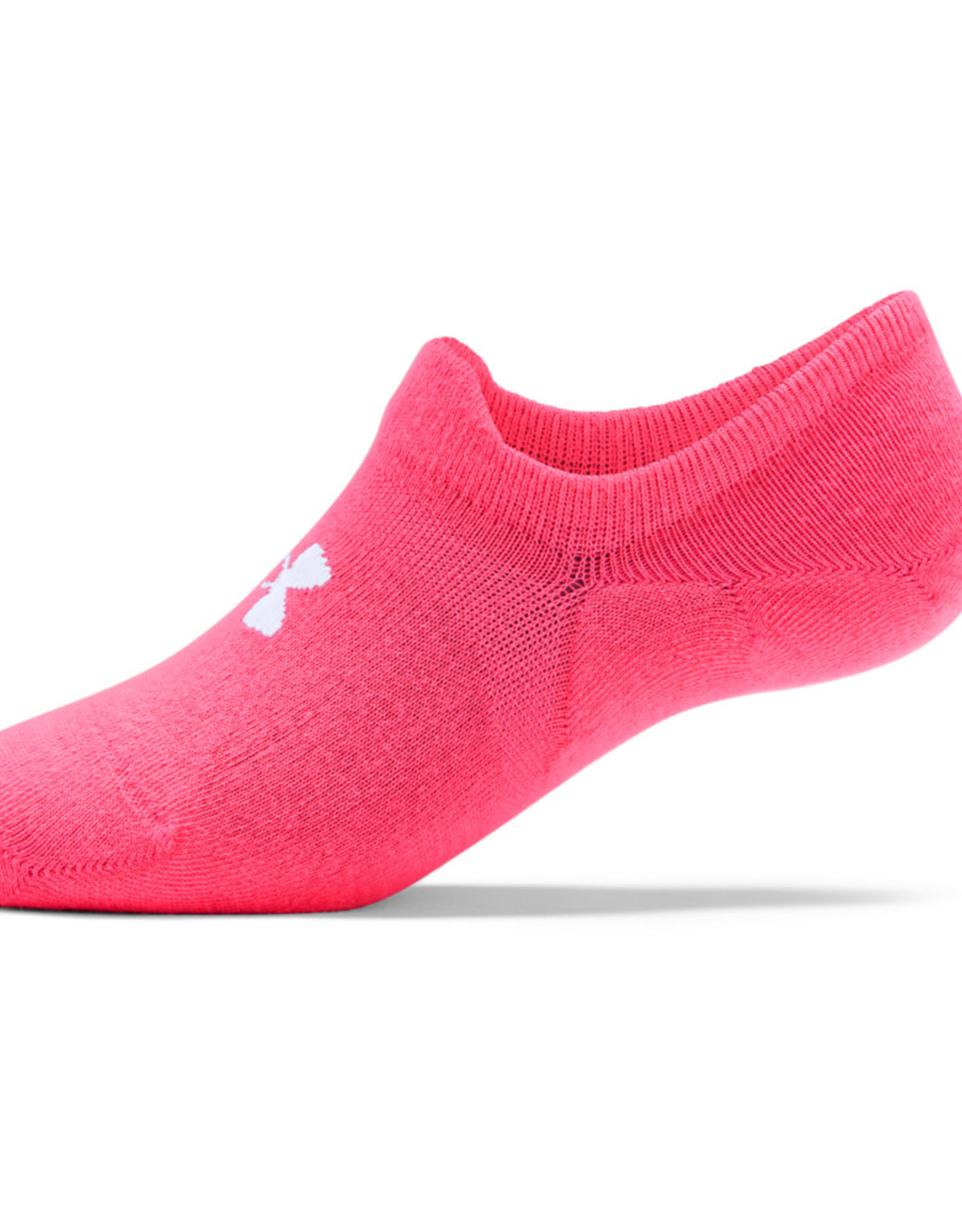 Under Armour UA Ultra Lo - Cerise-White-White