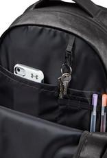 Under Armour UA Hustle Signature Backpack - Jet Gray-Jet Gray-Metallic Silver - OSFA