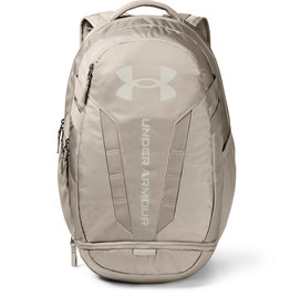 Under Armour UA Hustle 5.0 Backpack - HIGHLAND BUFF-HIGHLAND BUFF-Summit White - OSFA