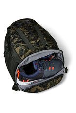 Under Armour UA Hustle 5.0 Backpack - Baroque Green-Baroque Green-Black - OSFA