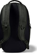 Under Armour UA Hustle 5.0 Backpack - Baroque Green-Baroque Green-Black - OSFA