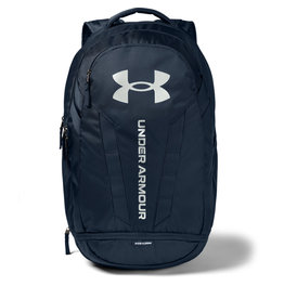 Under Armour UA Hustle 5.0 Backpack - Academy-Academy-Silver - OSFA