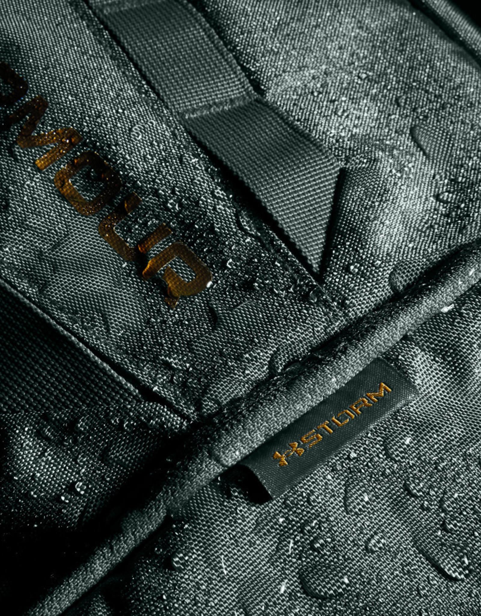 Under Armour UA Hustle 5.0 Backpack - Lichen Blue-Lichen Blue-Metallic Gold Luster - OSFA