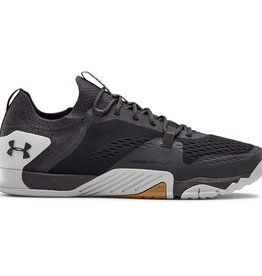 Under Armour UA TriBase Reign 2 - Blackout Purple-Halo Gray-Blackout Purple