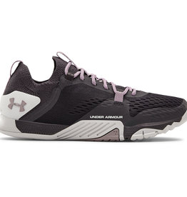 Under Armour UA W TriBase Reign 2 - Blackout Purple-Halo Gray-Slate Purple