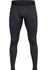 Under Armour UA ColdGear Leggings - Black--Charcoal