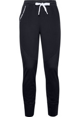 Under Armour Recover Fleece Pants - Black-White-White