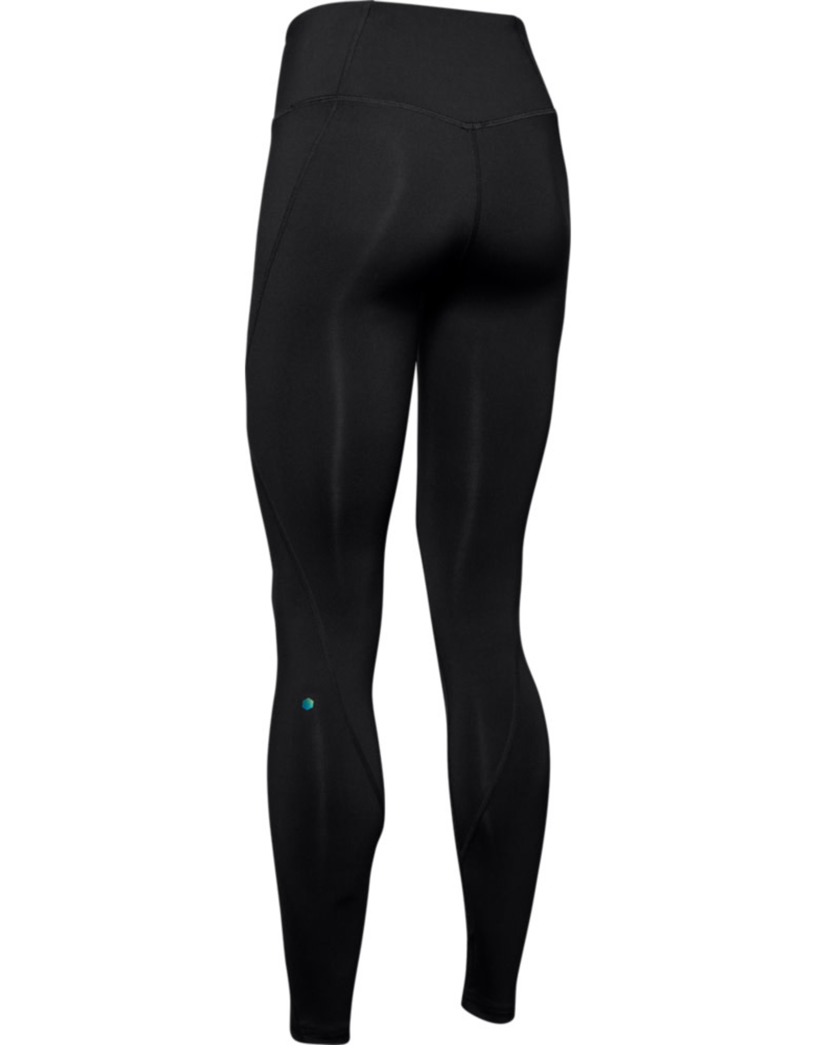 Under Armour UA Rush Legging - Black-Black-Black