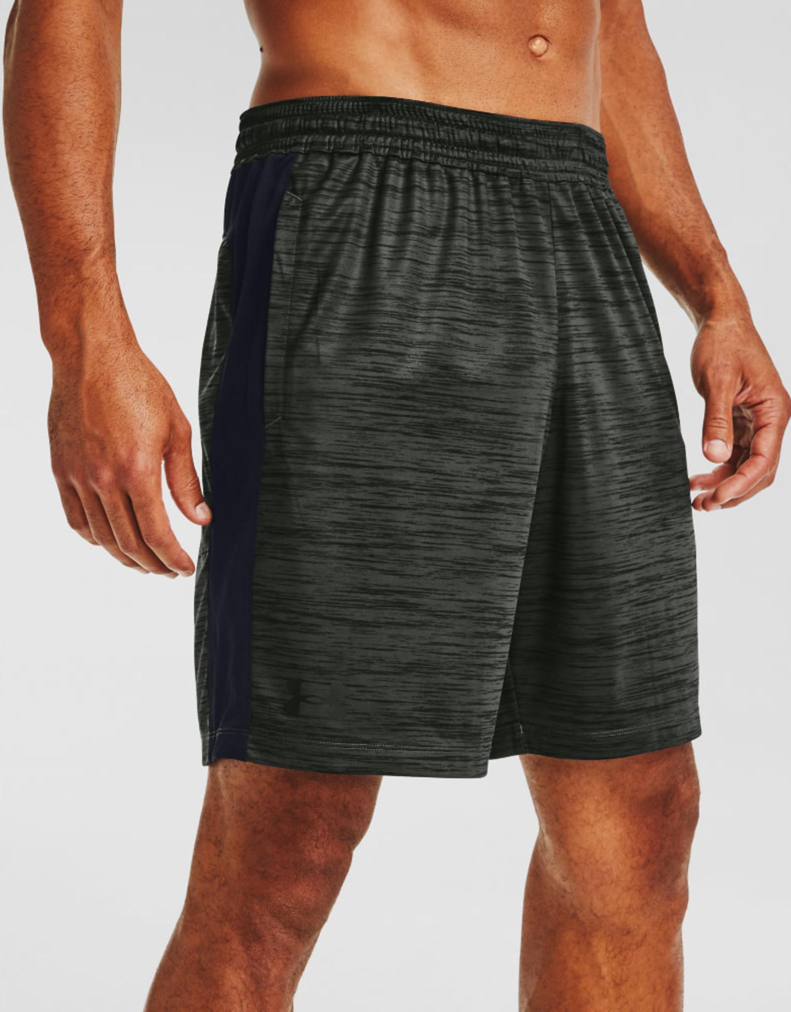 Under Armour UA MK-1 Twist Shorts - Baroque Green--Black