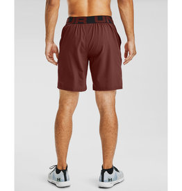 Under Armour UA Vanish Woven Shorts - Cinna Red--Black